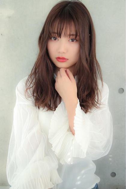 💕大人気💕カット+ワンカラー+髪質改善(酸熱)トリートメント💕(炭酸Spa付)【+¥1100 Trランクアップ】