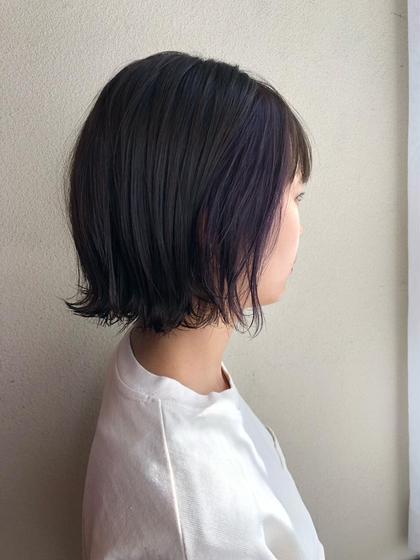 カット&カラー&髪質改善トリートメント(ご新規様限定)