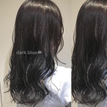 お好きな色に染められます⭐️ オグラカナのロングのヘアスタイル