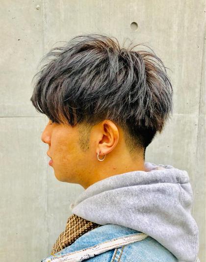 ⭐️メンズカット&カラー&炭酸スパ⭐️【#アオハル】
