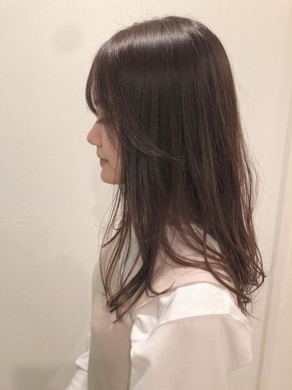【新規学生限定】似合わせカット&透明感カラー【人気NO.1★】