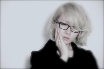 CHERIEの得意とするハイトーンカラー☆ ストリート×モードなイメージでデザインしています☆《ブリーチが2回以上必要なカラーです》 CHERIE hair design所属・キムラユウタのスタイル