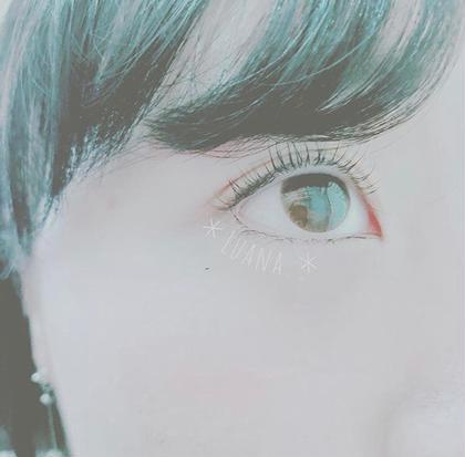 Luana. by SUNDY-K所属のつめかわなつみのマツエクデザイン