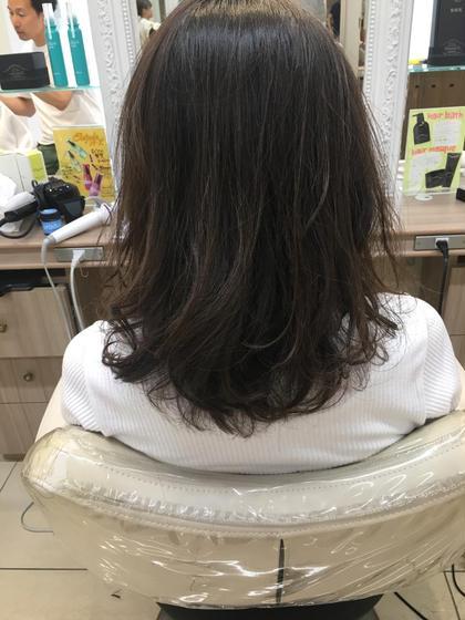 Ash大倉山所属・櫻井清羽のスタイル