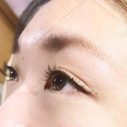 Cカール❁0.15mm❁160本 Nail&Eyelash Salon AUBE所属・NARIYAMANORIKOのフォト