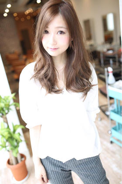 Agu hair gift所属・Agu hairgift(仙台店)のスタイル