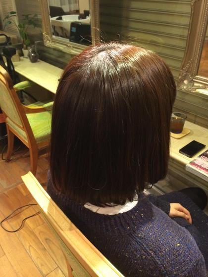 カラーモデル募集中 florita所属・加藤(かとう)文(あや)のスタイル