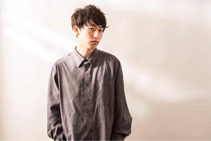 マッシュパーマスタイル keep hair design所属・甲田粋愛のスタイル