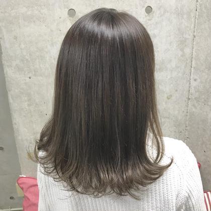 グレージュ! リノバイユーレルム 吉祥寺所属・相川隼也のスタイル