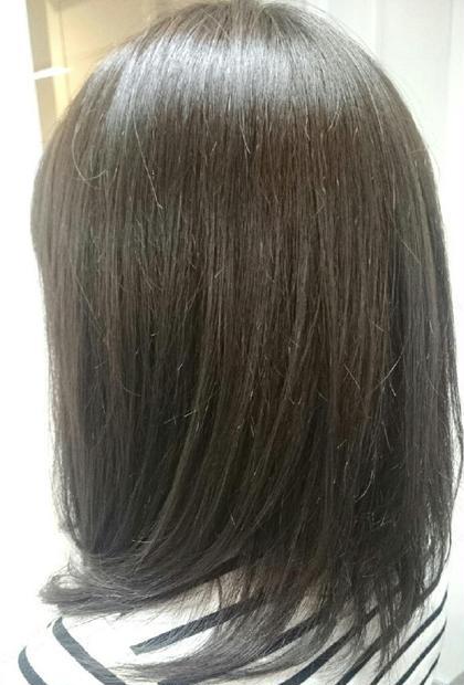グレージュ   アディクシーカラー Hair Salon Valor 所属・渡辺康行のスタイル