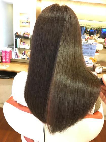 【サラサラな髪質に✨】髪質改善トリートメント➕チューニング