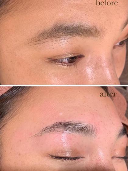 キャンペーン価格!¥1.980 眉毛コース-眉毛ワクシング+眉毛カット+眉毛アドバイス+ティント