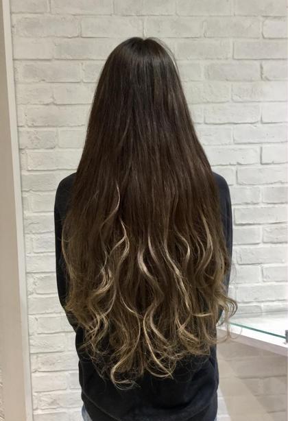 🌈Summerクーポン🌈外国人風グラーデション&うる艶カラー&トリートメント✨前髪カット無料✨