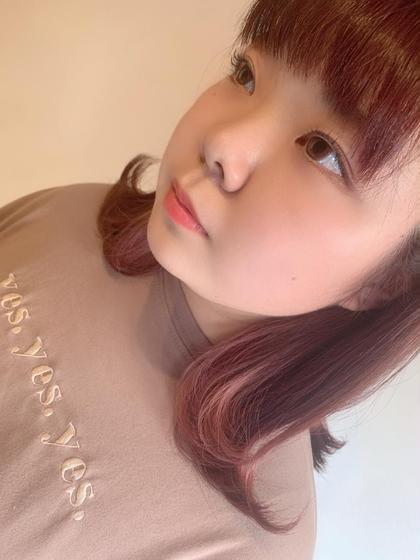 brace心斎橋所属の芝池春佳のヘアカタログ