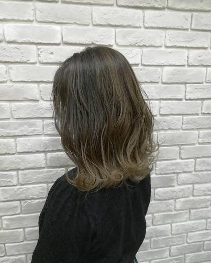🌈ご新規様限定🌈前髪カット無料➕カラー➕1stepトリートメント