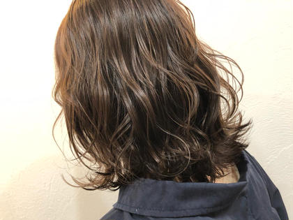 over hair by Lafith所属の川上莉央のヘアカタログ