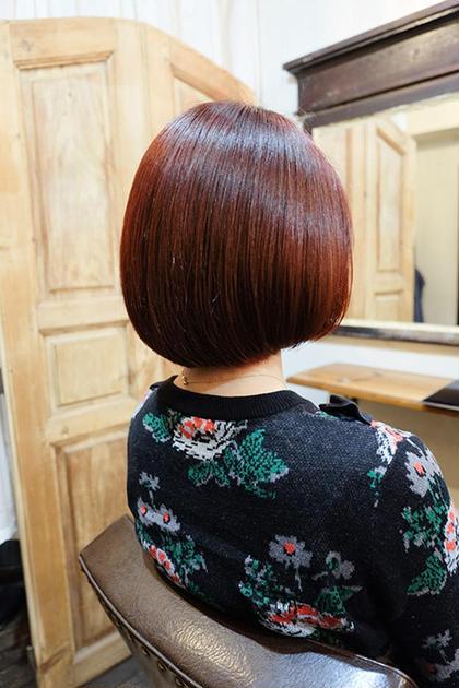 学割✂︎【髪質改善ヘアエステ×潤艶ヘアカラー】