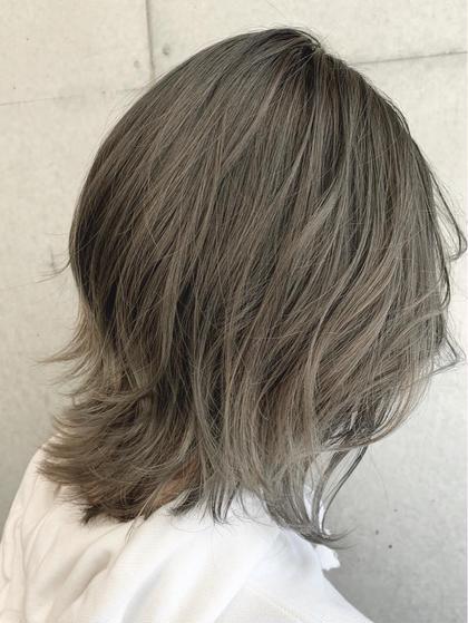 🌸学生限定🌸ダメージレス艶カラー+トリートメント🌈前髪なカットサービス🌟コテ仕上げ💕ロング料金無料💕