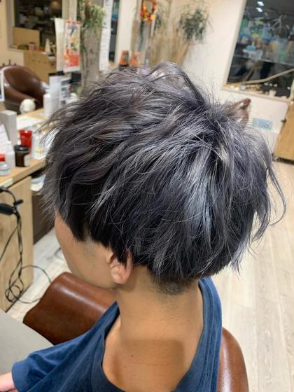 ✨1日5人限定✨カット+カラー+トリートメント