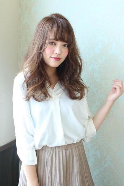 【平日限定クーポン♡】お悩み改善カット+カラーリストによるこだわりカラー