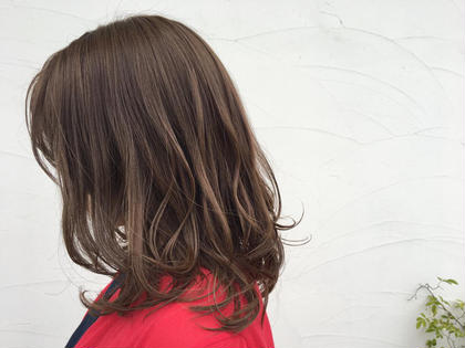 Hair muse'e所属・大口千尋のスタイル
