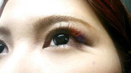 カラーエクステ全21色ご用意♡ Eyelash.a         bellezza所属・Eyelash.abellezzaのフォト