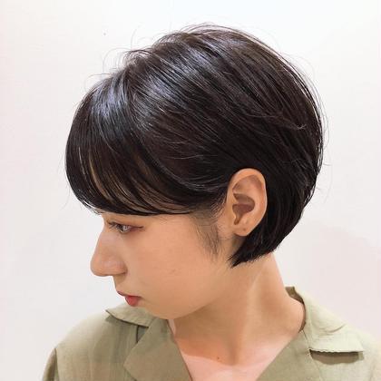 ICEACADEMY所属のボブ/ショート山口大夢のヘアカタログ