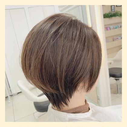 Ash 小岩店所属の大澤碧のヘアカタログ