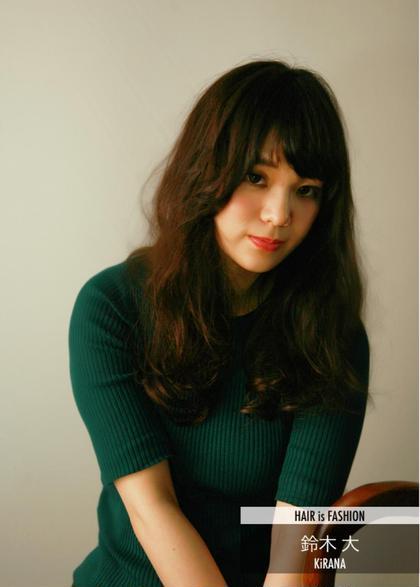 KiRANA SENDAI所属・THROWカラー講師スズキユタカのスタイル