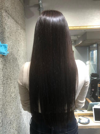 ⭕️うる艶縮毛矯正➕髪質改善12種類カスタマイズトリートメント無料付き