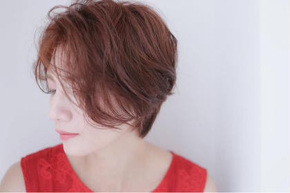 髪修復パーマコース カット+トリートメント込み+炭酸泉シャワー
