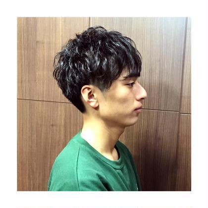 マッシュ×パーマ🔥 Hair'sCollectionGOOD CLUB所属・時久葵のスタイル