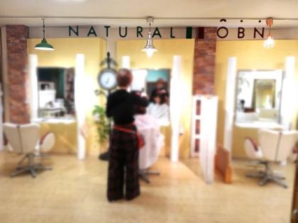NATURAL OBN所属のナチュラルオーブンスタイリストのヘアカタログ