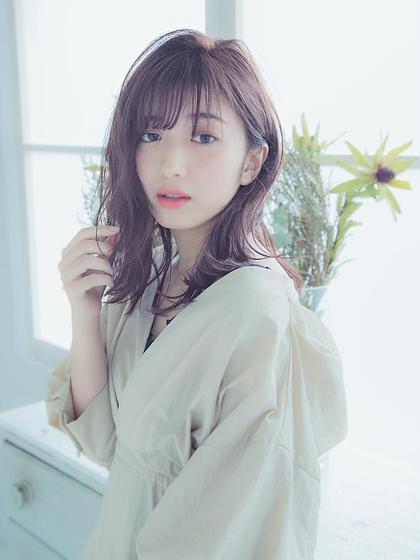 【集中コラーゲン配合】フルカラー+カット+プラチナトリートメント¥3850