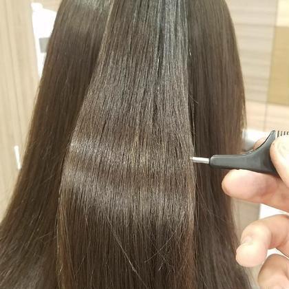 ✨カット➕髪質改善縮毛矯正➕ケアトリートメント✨