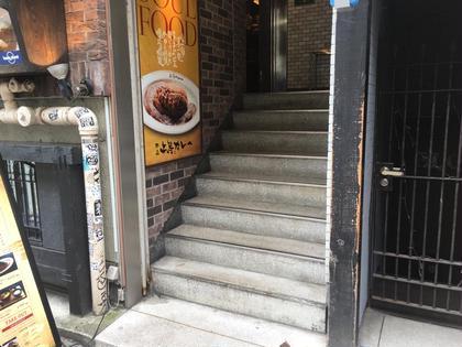 渋谷駅地下b16番出口を出ます。(JRの方は新南口でも近いです)明治通り沿いを(右手に渋谷ストリームがあります)まっすぐ40m程進みます。 「上等カレー」とゆうお店が見えますので、 右手の階段を少し上がるとエレベーターがあり2階です。 eyelashsalon belinda所属・TKaoriのフォト
