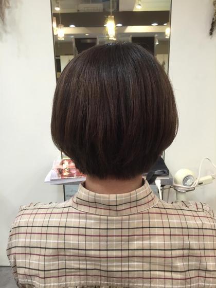 綺麗に髪を♡.cut  model♡
