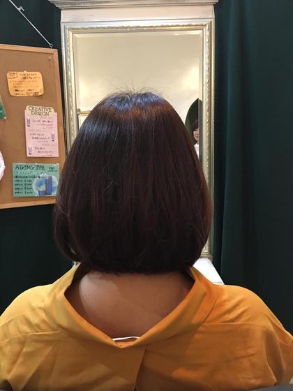 rich of hair所属・石浜丈のスタイル