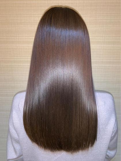 《🥇人気No.1🥇》カット+イルミナカラー+髪質改善水素トリートメントULTOWA+炭酸泉✂️