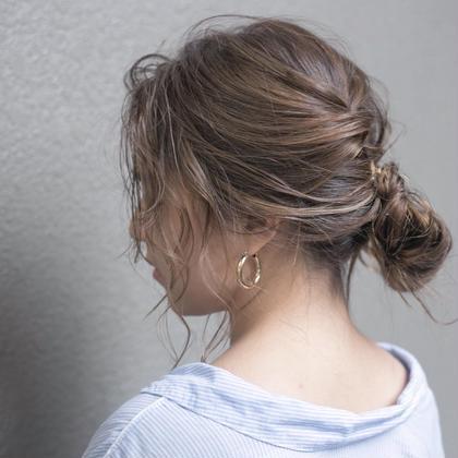 arrange✨✨ 石橋美香のヘアアレンジ