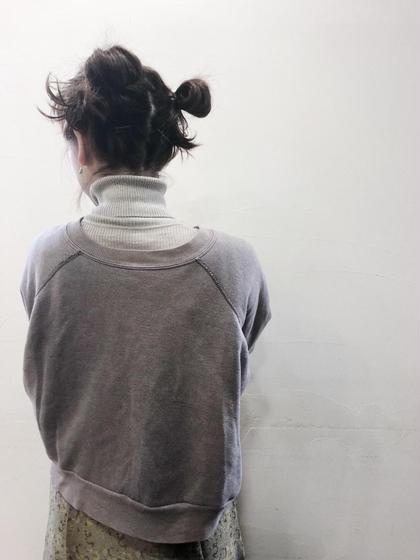 hair arrange GOTODAY SHAiRE SALON所属・カメダハルカのスタイル