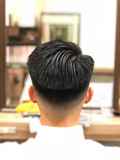 【メンズ限定】Barber Cut