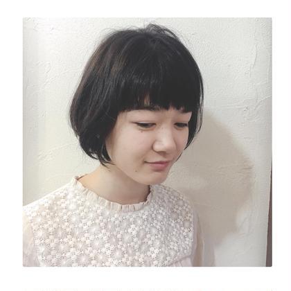 柔らかなボブスタイル♩ エクリボンヌ所属・渡邉真弓のスタイル