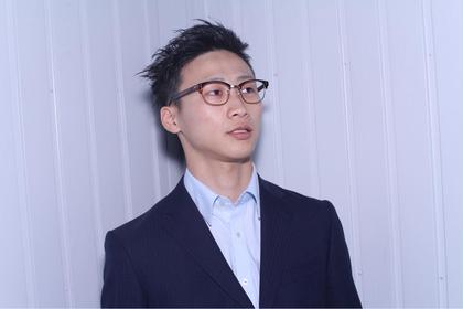 リクルートメンズ Wish Hair所属・柳川裕貴のスタイル