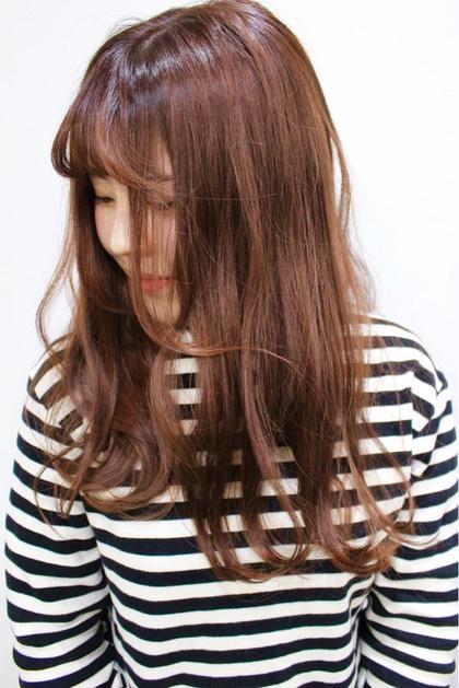 【女性大人気🌸】似合わせカット & 艶カラー & ハホニコトリートメント