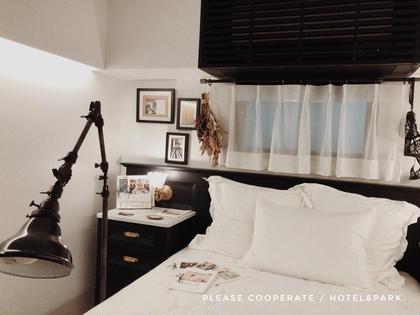 ホテルのようなお部屋での施術🌹