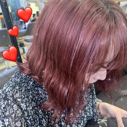 🌥 周りと差をつけるヘアカラー  🌥 暖色系から寒色系まで🌈