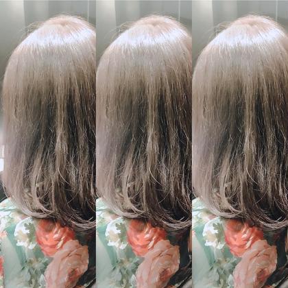 8月までご来店🌿2回目以降限定🌿あなたの1番似合う髪色は?カット*パーソナルカラー+5STEP選べるトリートメント