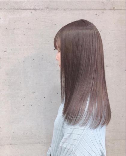 🧴4月限定🧴髪質改善サブリミック酸熱トリートメント+カット