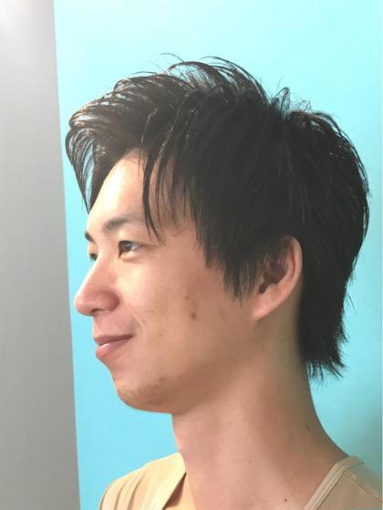 luxury salon axis所属の倉澤政徳のヘアカタログ